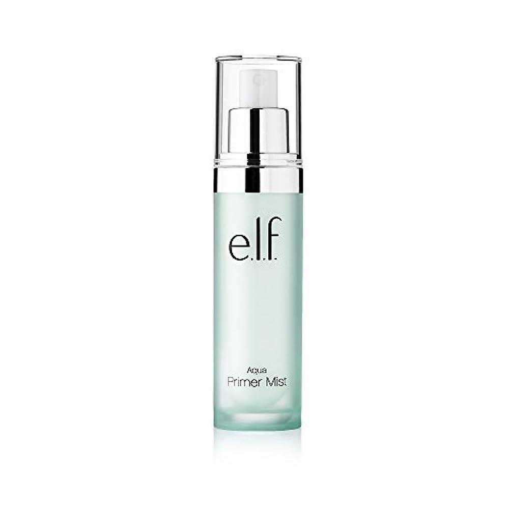 ページショルダー暗殺(6 Pack) e.l.f. Aqua Beauty Primer Mist (並行輸入品)