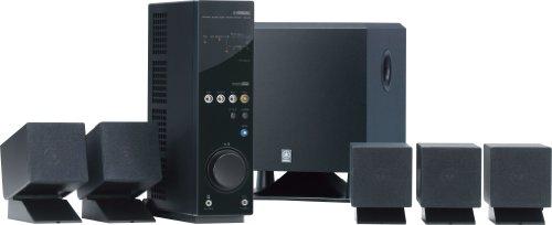 YAMAHA (ヤマハ) ホームシアターシステム 5.1ch ブラック TSS-20(B) B0019NSP1S 1枚目