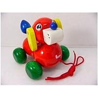 NIC社 犬のヴァルディ WALTER社 木のおもちゃ