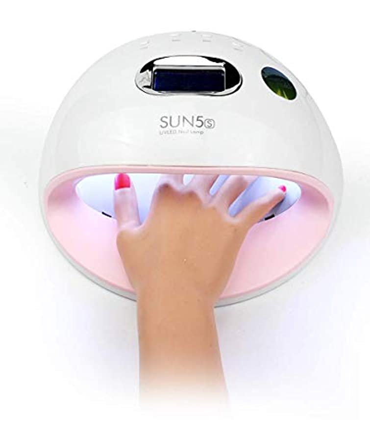 拒絶独特のパトロンネイル用72ワットランプ硬化用ネイルランプジェルポリッシュネイルドライヤー紫外線マニキュアポリッシャー用装置
