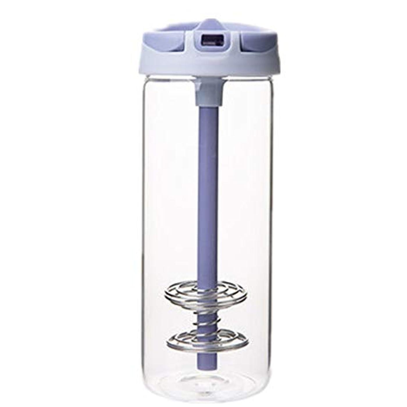 ルアー杭天文学耐熱 ガラス ボトル ボトル ストロー付け 水筒 おしゃれ シェーカーボトル プロテイン 青汁 650ml 大容量 携帯 ウォーター ボトル
