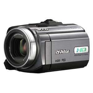 JVCケンウッド ビクター 120GBハイビジョンハードディスクムービー GZ-HD6