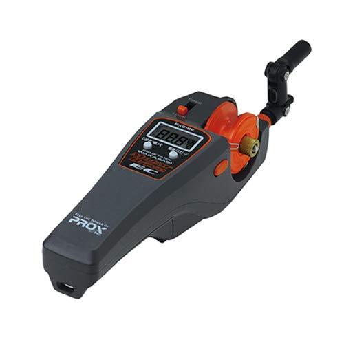 プロックス リール 攻棚ワカサギモータードライブEC PX018EDMG ディープマットグレー
