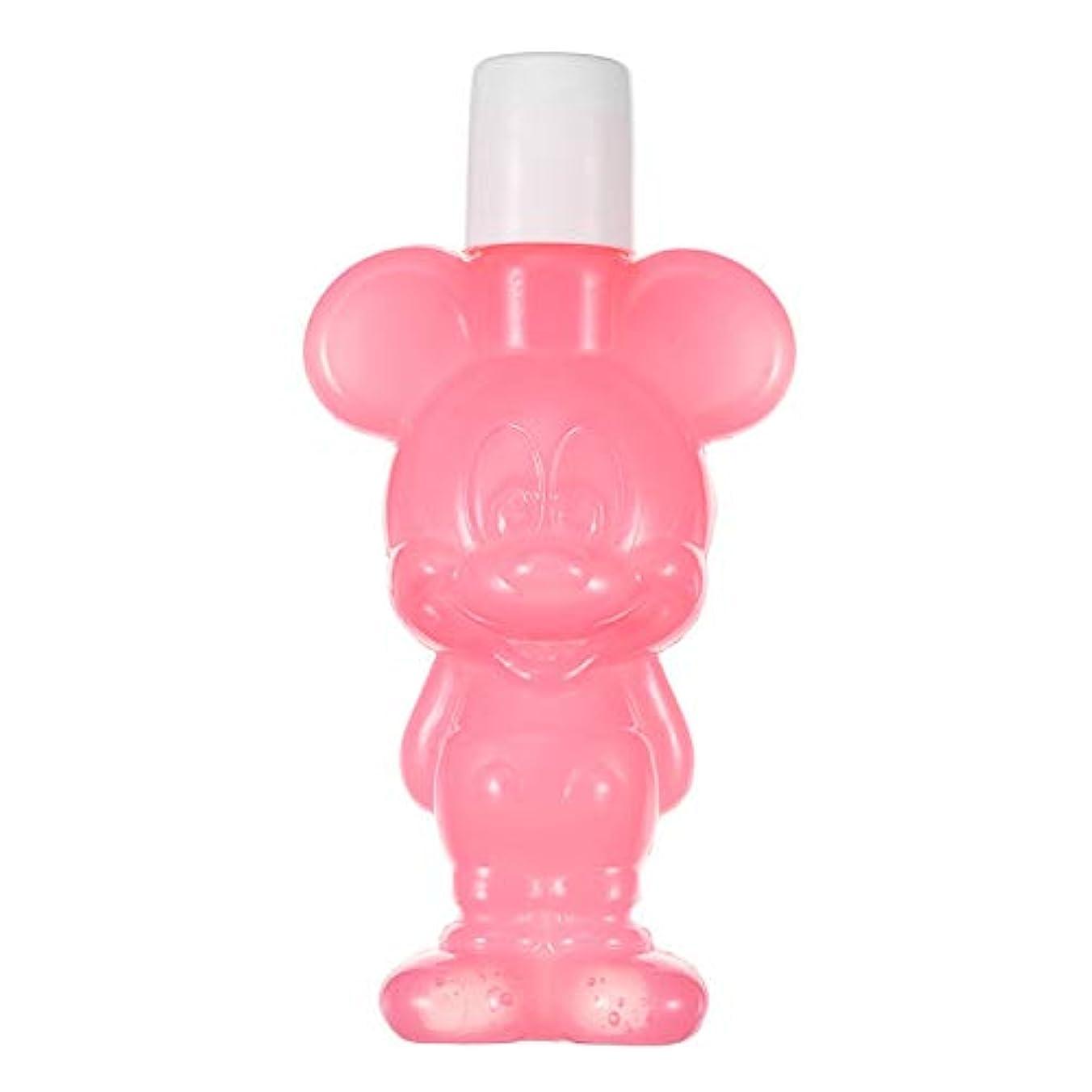 楽観平らな装備するディズニーストア(公式)保湿ジェル ミッキー ピンク Gummy Candy Cosme