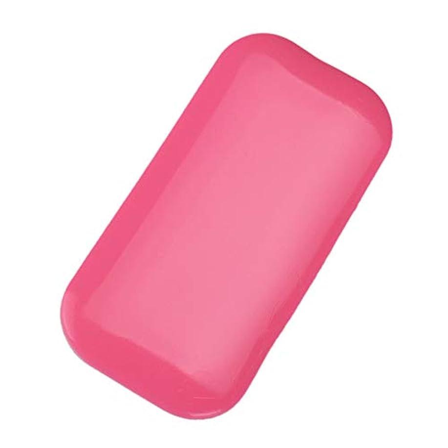自動ピッチャー新鮮な化粧品のシリコーンの再使用可能なまつげのパッドパレット立場??は緩い延長をします