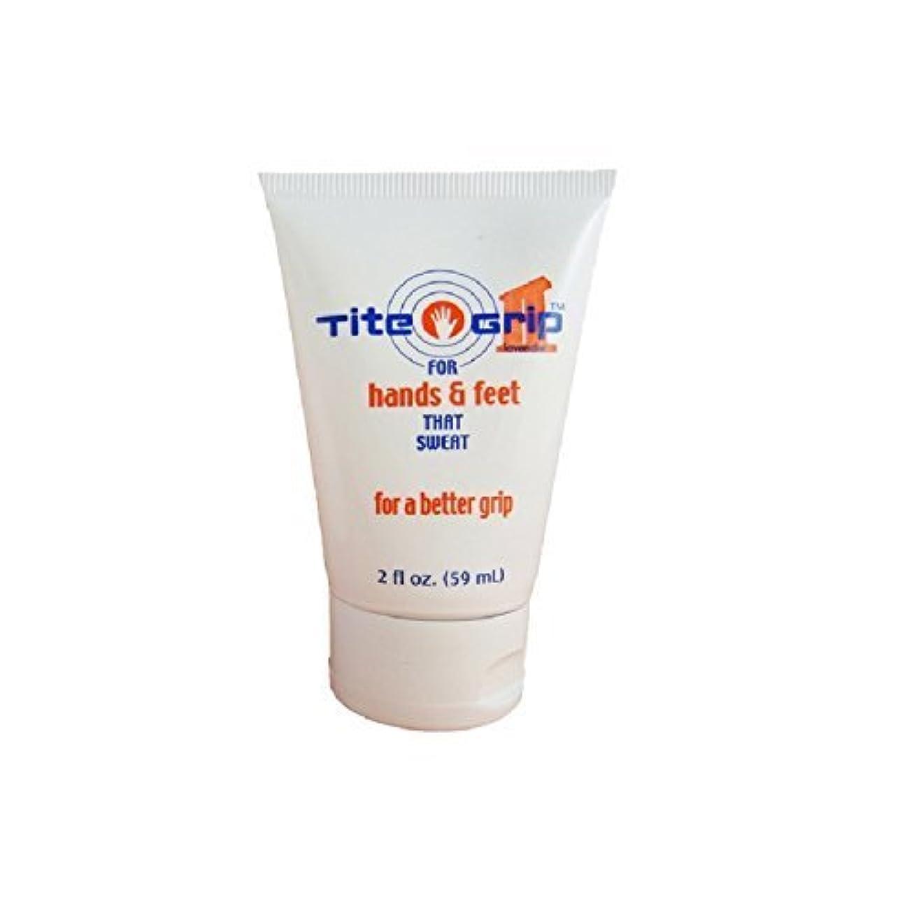 突き出す服を着る正確にTite Grip II All-Sport Topical Antiperspirant Hand Lotion/Non-Slip Grip Enhancement by ProActive [並行輸入品]