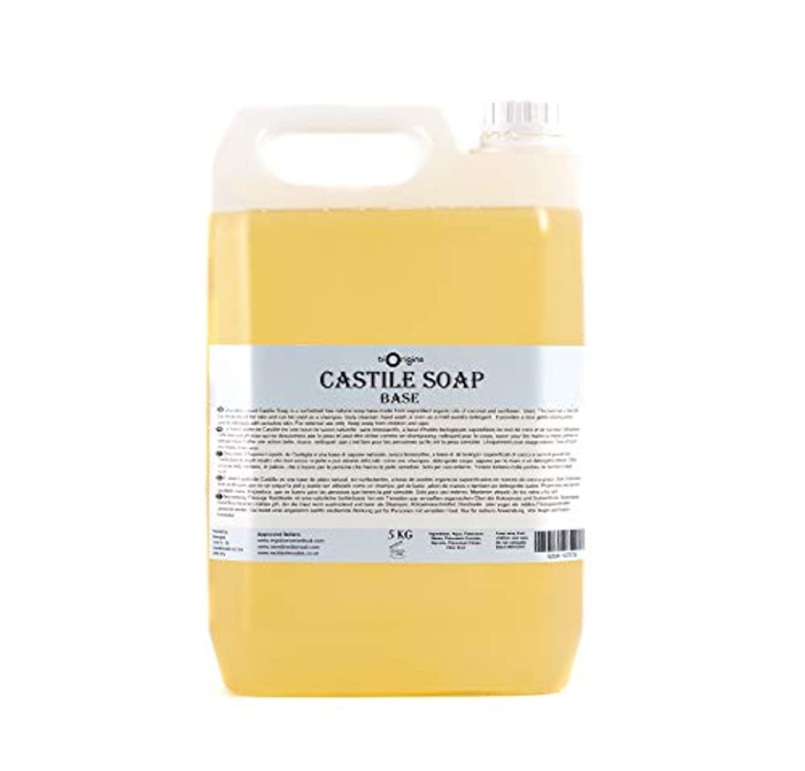スズメバチ歯話すPure Liquid Castile Soap 10Kg
