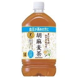 胡麻麦茶 1L×12本 PET