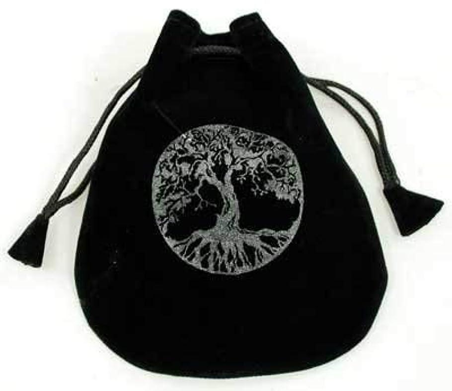 エール胆嚢してはいけないCircuitOffice 生命の樹 ベルベットバッグ