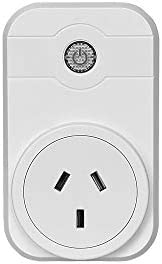 Smart Plug,WiFi Socket Compatible with Alexa and Google Assistant, No Hub Required, App Support Control Your D