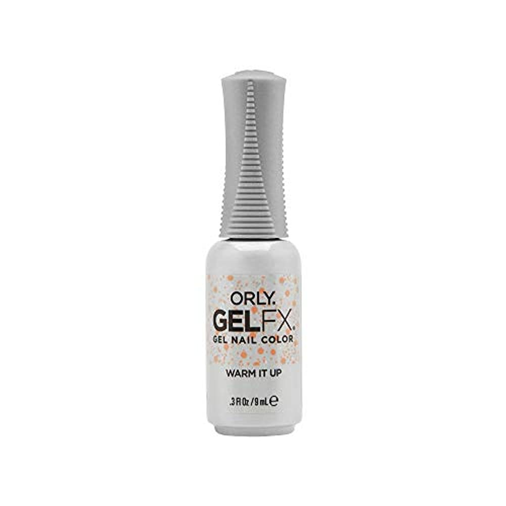 怠惰主流海岸ORLY Gel FX - Euphoria 2019 Collection - Warm It Up - 0.3 oz / 9 mL