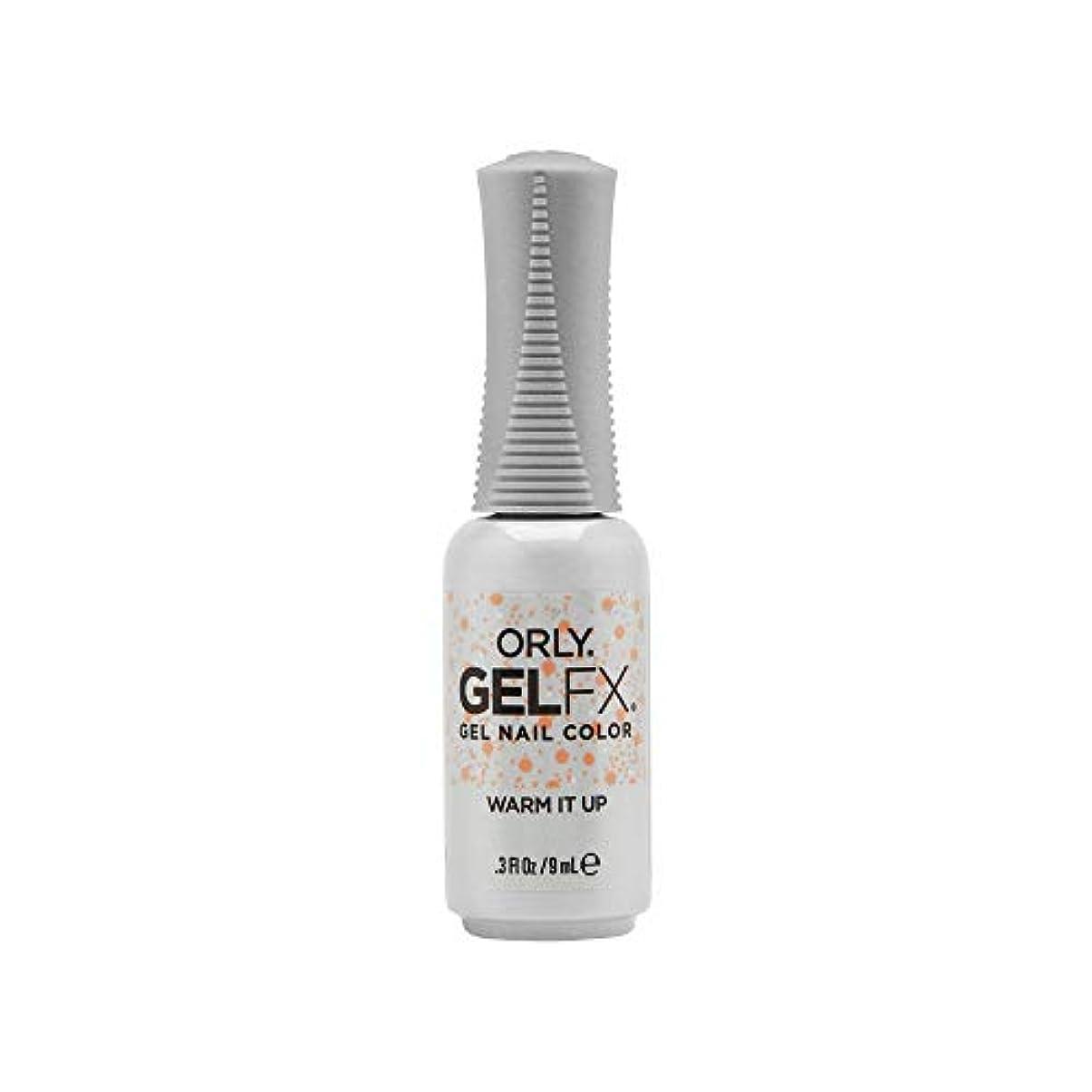 不定キャンベラ誘導ORLY Gel FX - Euphoria 2019 Collection - Warm It Up - 0.3 oz / 9 mL