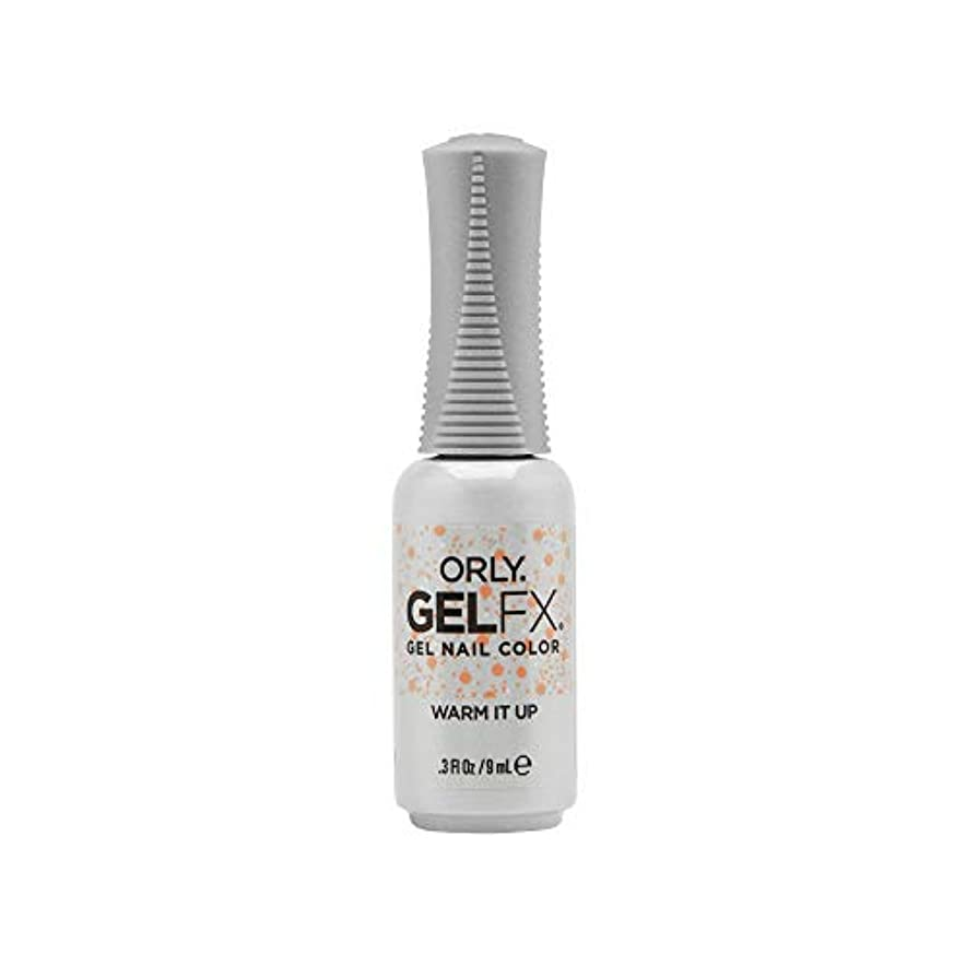 数学的な加入に関してORLY Gel FX - Euphoria 2019 Collection - Warm It Up - 0.3 oz / 9 mL