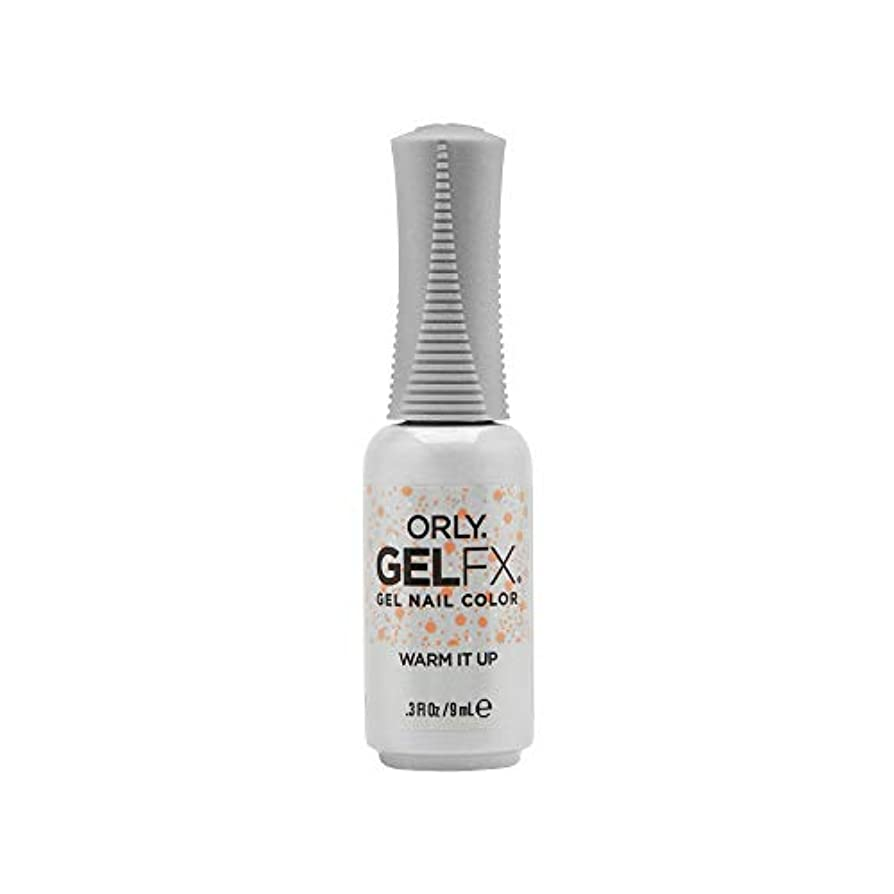 岩満たす信頼できるORLY Gel FX - Euphoria 2019 Collection - Warm It Up - 0.3 oz / 9 mL