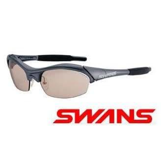 SWANS (スワンズ) サングラス 石川遼プロ使用モデル WPシリーズ WA-5 MGMR マットガンメタリック