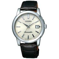 ザ・シチズン 腕時計 クオーツ ステンレススチールモデル 10年間メーカー保証 THE CITIZEN CTQ57-1203 [正規品]