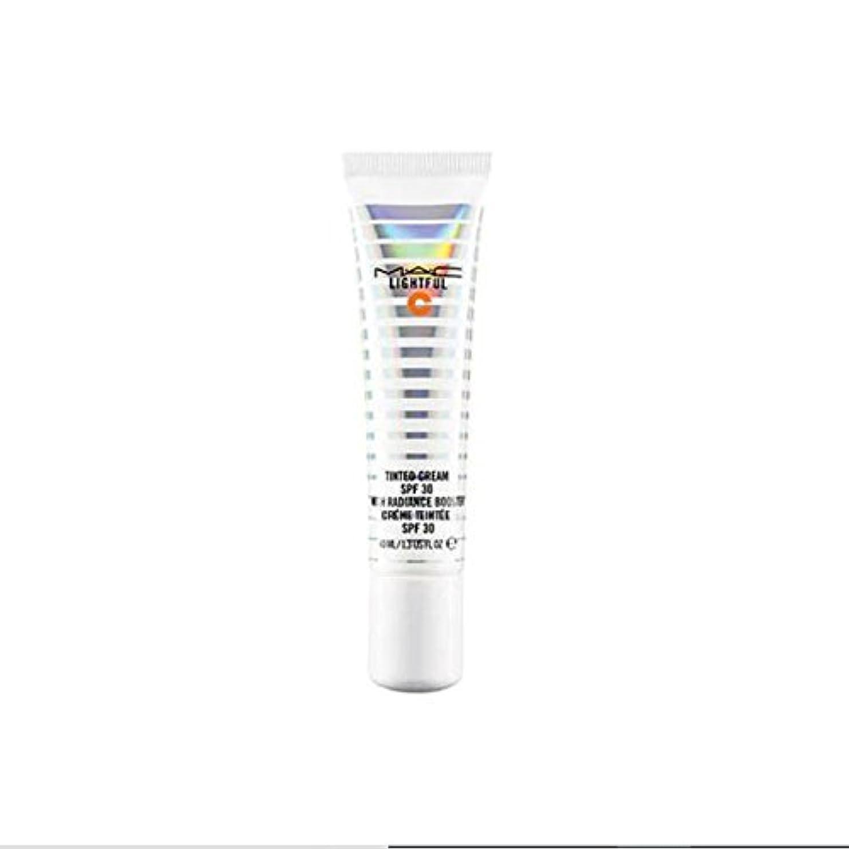 シャッフル家族デモンストレーションマック ライトフル C ティンティッド クリーム SPF30#LIGHT PLUS 40ml [並行輸入品]