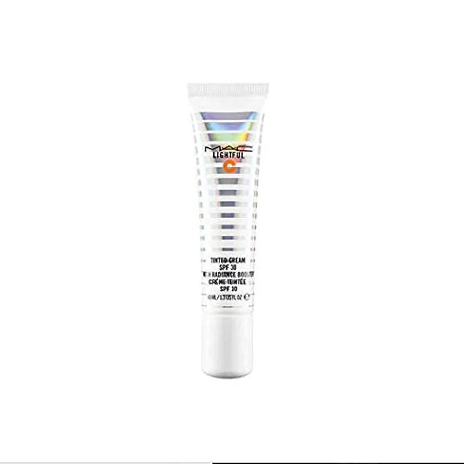 呼吸する量で罰するマック ライトフル C ティンティッド クリーム SPF30#LIGHT PLUS 40ml [並行輸入品]