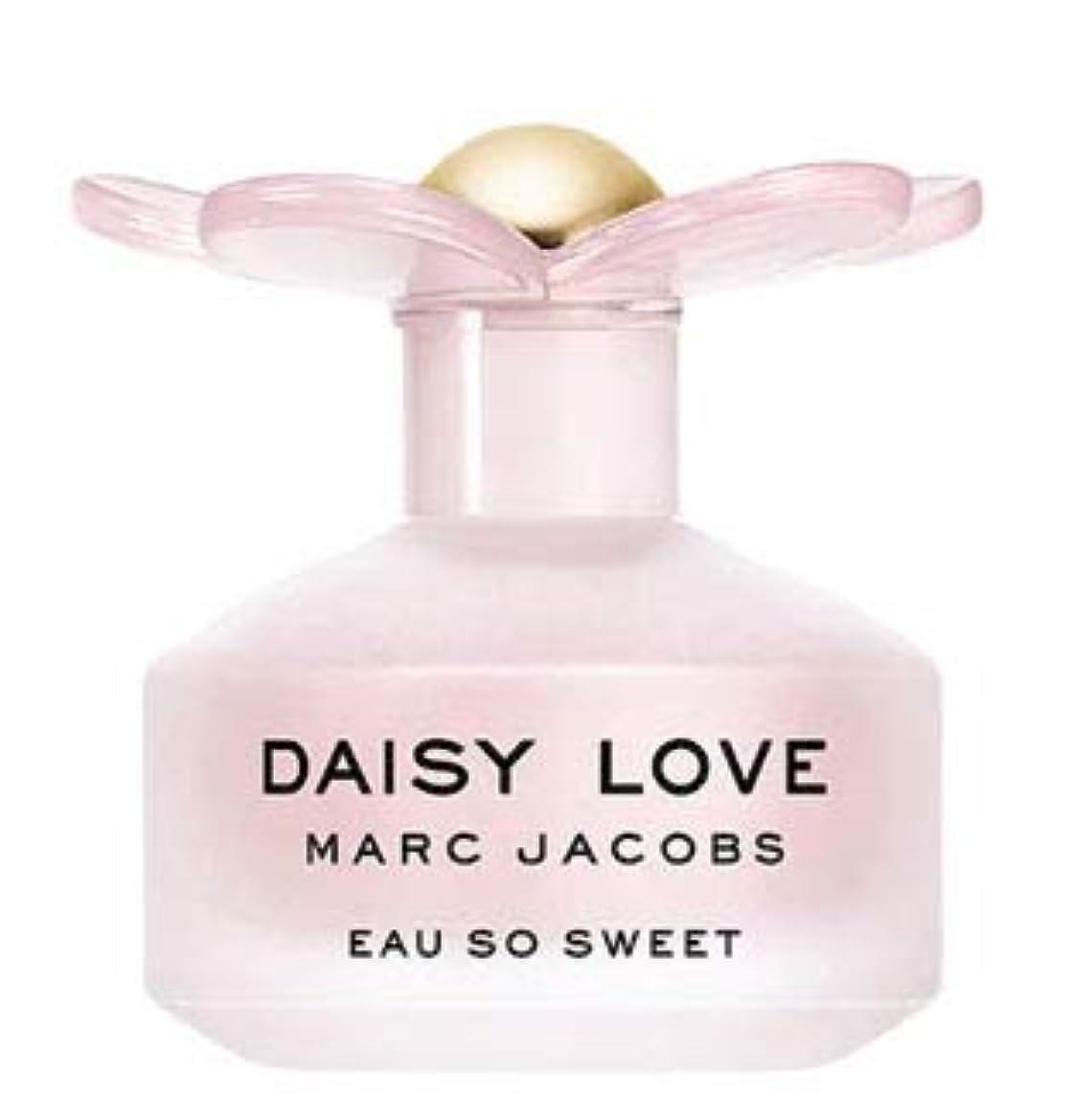 昇る暗唱するリストMARC JACOBS, Daisy Love Eau So Sweet - 5 mL [海外直送品] [並行輸入品]