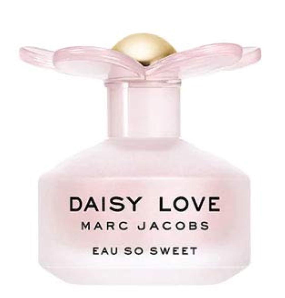 黒くする以内に障害MARC JACOBS, Daisy Love Eau So Sweet - 5 mL [海外直送品] [並行輸入品]