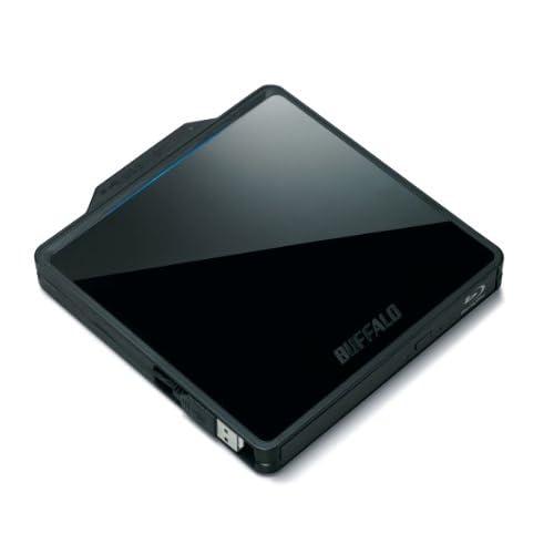 BUFFALO BDXL対応 ポータブルブルーレイドライブ BRXL-PC6U2-BK