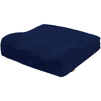 タカノ タカノクッション R ブルー 長時間座る方用 TC-R081-BL