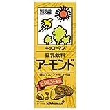 豆乳飲料 アーモンド 200ml ×18本
