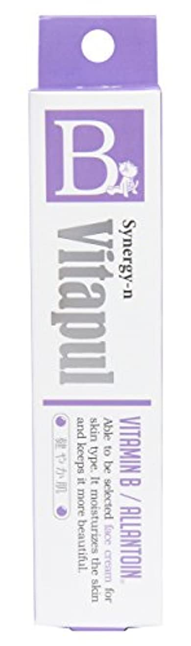 触覚増加するがっかりするシナジーン ビタプルクリーム(ビタミンB)