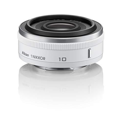 Nikon 単焦点レンズ 1 NIKKOR 10mm f/2.8 ホワイト ニコンCXフォーマット専用