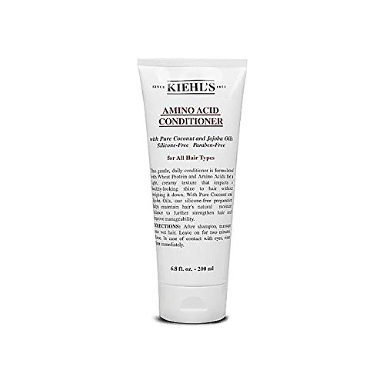 正義頭パネル[Kiehl's ] キールズアミノ酸コンディショナー250Ml - Kiehl's Amino Acid Conditioner 250ml [並行輸入品]