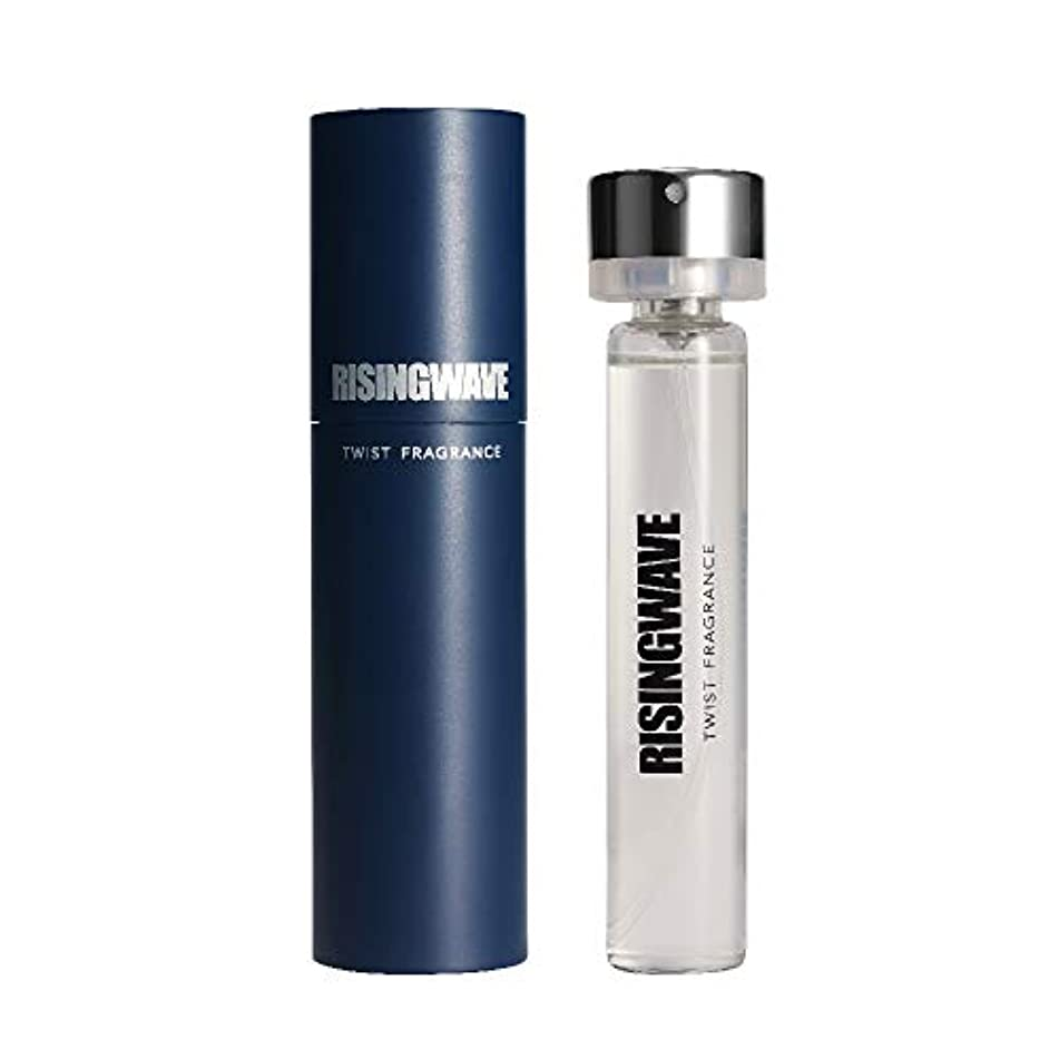 代替注入する期待RISINGWAVE(ライジングウェーブ) ライジングウェーブ ツイストフレグランス(トランスオーシャン) 携帯ケース+詰め替え用ボトル20ml