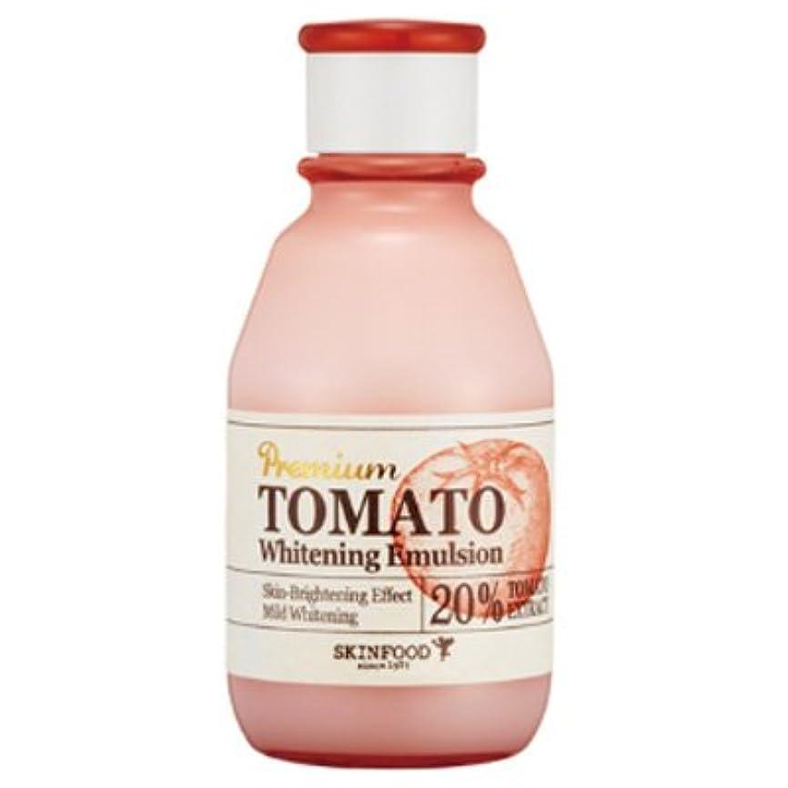 閉じる楽しい葡萄スキンフード SKIN FOOD プレミアム トマト ホワイトニング エマルジョン 140ml