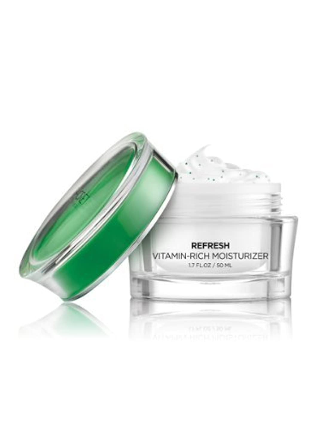 警察枠色世界を驚かせた化粧品!Seacret Age-defying Refresh - Vitamin Rich Moisturizer 1.7 Oz / 50ml [並行輸入品]