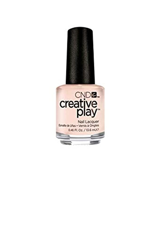 用語集ウェイタージャンプCND Creative Play Lacquer - Life's a Cupcake - 0.46oz / 13.6ml