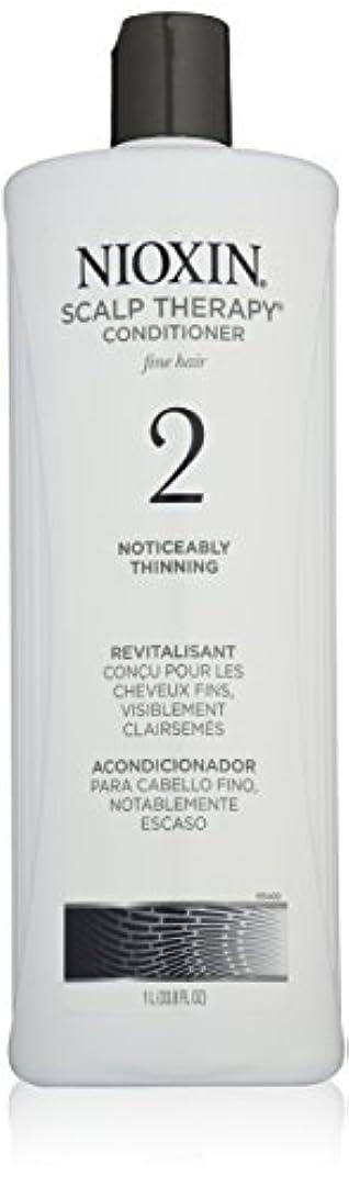 矢じり洗練された海外ナイオキシン Density System 2 Scalp Therapy Conditioner (Natural Hair, Progressed Thinning) 1000ml/33.8oz並行輸入品