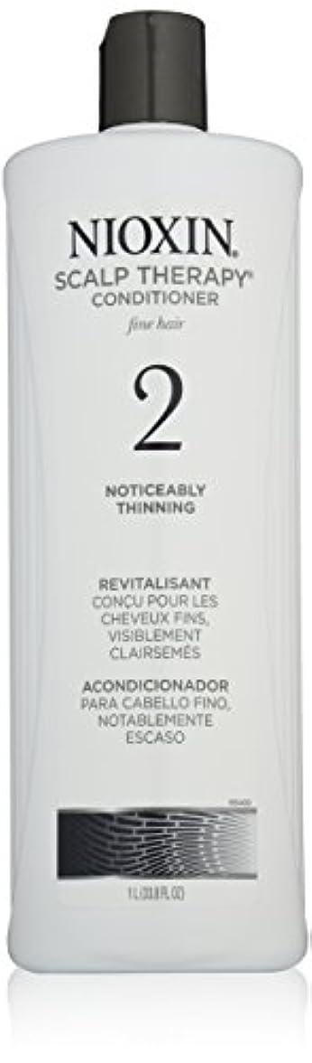 混乱したペチュランストーナメントナイオキシン Density System 2 Scalp Therapy Conditioner (Natural Hair, Progressed Thinning) 1000ml/33.8oz並行輸入品