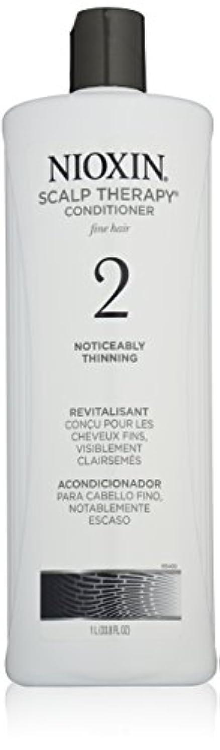 鎮静剤平和な無関心ナイオキシン Density System 2 Scalp Therapy Conditioner (Natural Hair, Progressed Thinning) 1000ml/33.8oz並行輸入品