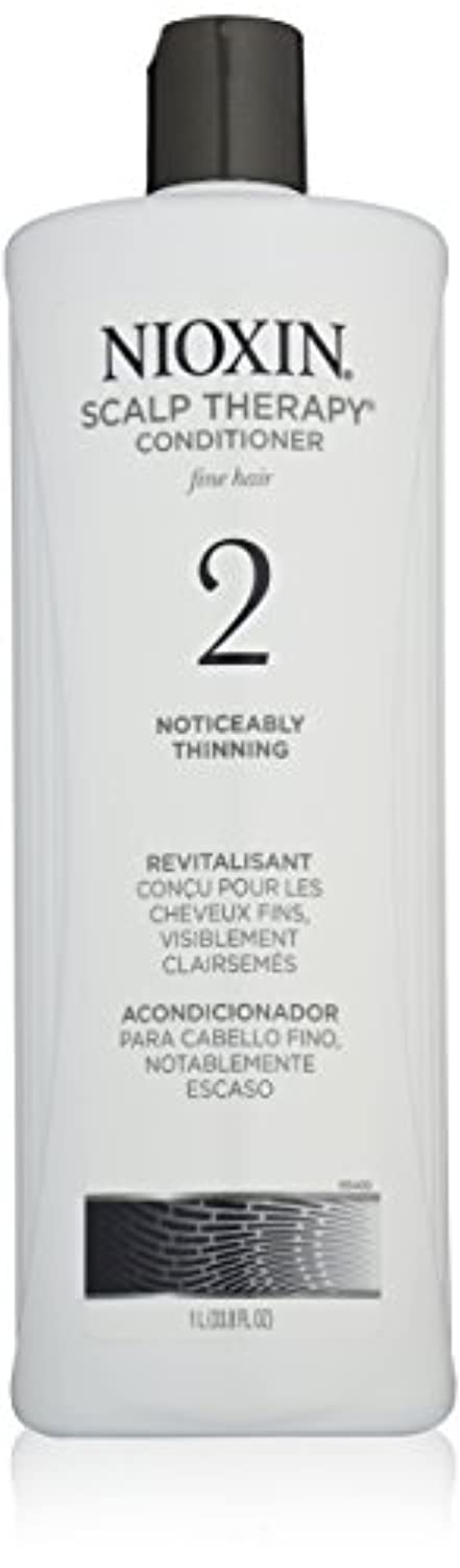 ナイオキシン Density System 2 Scalp Therapy Conditioner (Natural Hair, Progressed Thinning) 1000ml/33.8oz並行輸入品