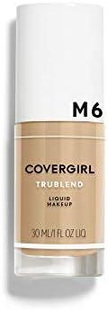 COVERGIRL TruBlend Liquid Makeup, M6 Perfect Beige