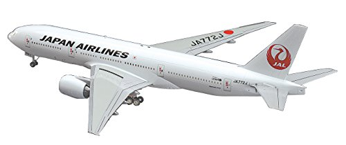 1/200 旅客機シリーズ 日本航空 B777-200 「新鶴丸」マーク 14