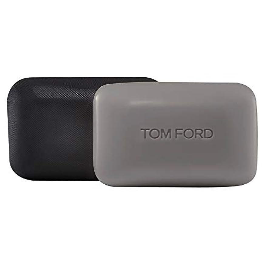 電気葡萄失[TOM FORD] トムフォードウードウッドソープバー150グラム - Tom Ford Oud Wood Soap Bar 150g [並行輸入品]