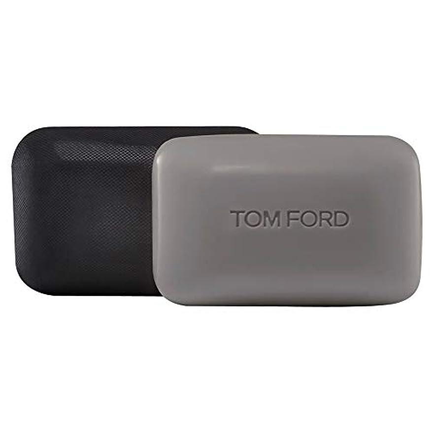 保安ピアノ考古学[TOM FORD] トムフォードウードウッドソープバー150グラム - Tom Ford Oud Wood Soap Bar 150g [並行輸入品]