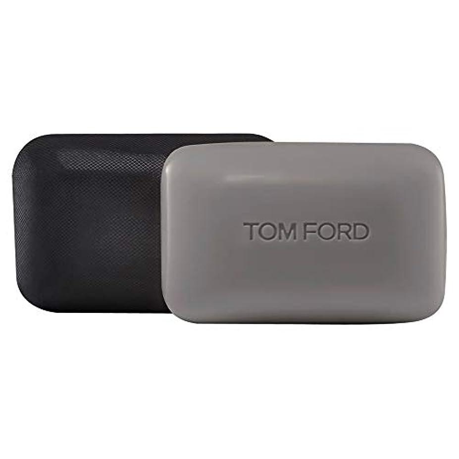 動脈おもしろい見通し[TOM FORD] トムフォードウードウッドソープバー150グラム - Tom Ford Oud Wood Soap Bar 150g [並行輸入品]