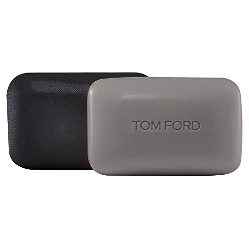 目指す不正確エンドウ[TOM FORD] トムフォードウードウッドソープバー150グラム - Tom Ford Oud Wood Soap Bar 150g [並行輸入品]