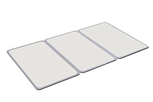 オーエ 組合せ風呂ふた 抗菌・防カビ加工 3枚組 約73×138cm L-14
