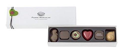 ピエールマルコリーニ チョコレート レ バレンタイン セレクション バレンタイン ホワイトデー (6個)