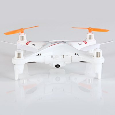 【空撮】初心者でも簡単操作、カメラ搭載クアッドコプター!上下左右360度ターンを決めろ!Skytech M62