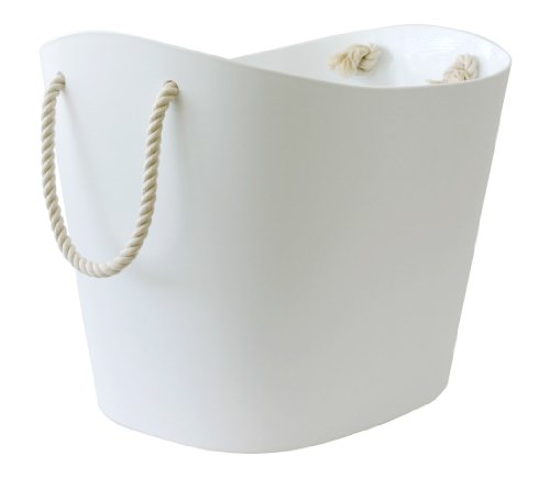 RoomClip商品情報 - 八幡化成 マルチバスケット sceltevie balcolore(バルコロール) L ホワイト