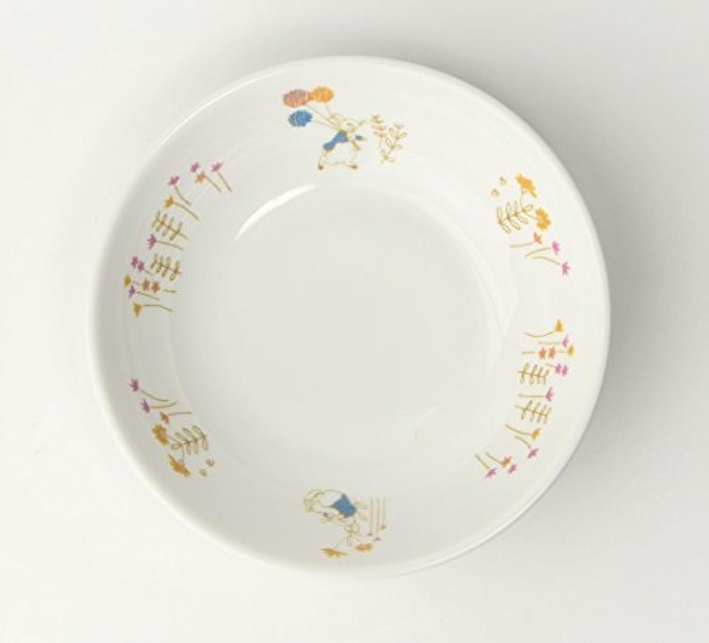 OGISO(オギソ) 強化磁器食器 ピーターラビット アドベンチャー 深小皿(食洗機?レンジ対応)