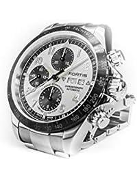 4019da81e2 [フォルティス]FORTIS Classic Cosmonauts Ceramic Limited Edition(クラシック・コスモノート  セラミック リミテッド・エディション) クロノグラフ メンズ 腕時計…